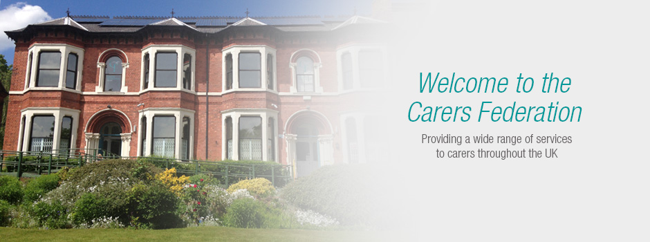 Carers Federation welcome image