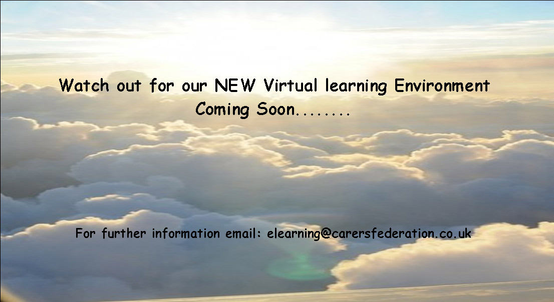 New Virtual Learning Environment